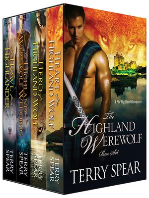 cover image of Highland Werewolf Boxed Set