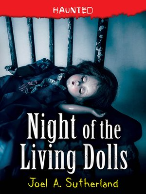 cover image of Night of the Living Dolls