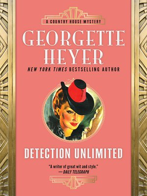 cover image of Detection Unlimited