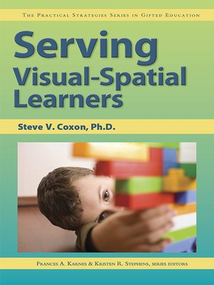 cover image of Serving Visual-Spatial Learners