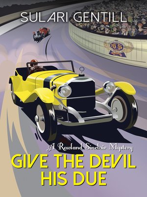 cover image of Give the Devil His Due