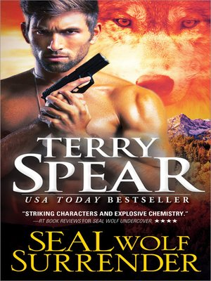 cover image of SEAL Wolf Surrender