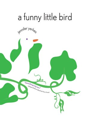 cover image of A Funny Little Bird
