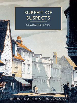 cover image of Surfeit of Suspects