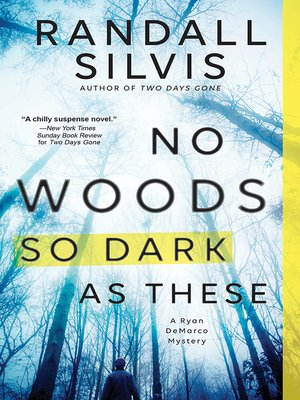 cover image of No Woods So Dark as These
