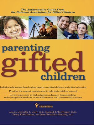 cover image of Parenting Gifted Children