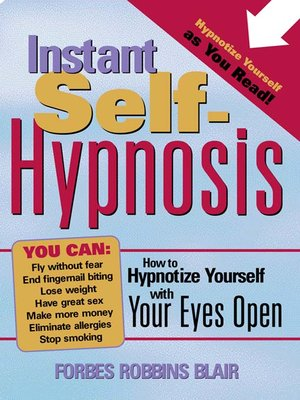 cover image of Instant Self-Hypnosis