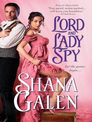 cover image of Lord and Lady Spy Series, Book 1