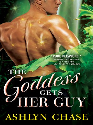 cover image of The Goddess Gets Her Guy