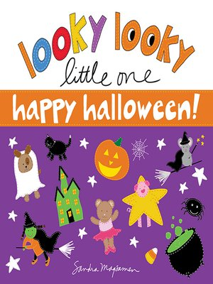 cover image of Looky Looky Little One: Happy Halloween