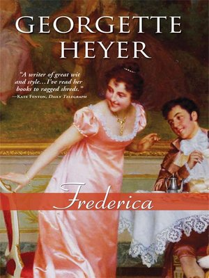 cover image of Frederica