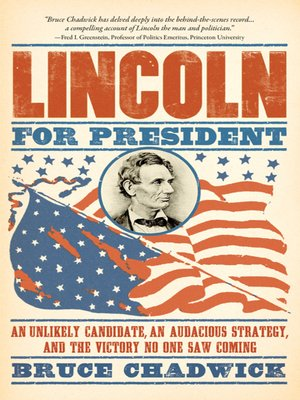 cover image of Lincoln for President
