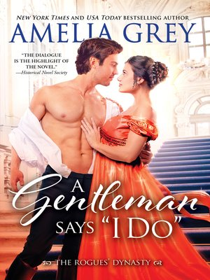 "cover image of A Gentleman Says ""I Do"""