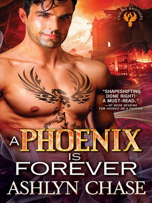 cover image of A Phoenix Is Forever
