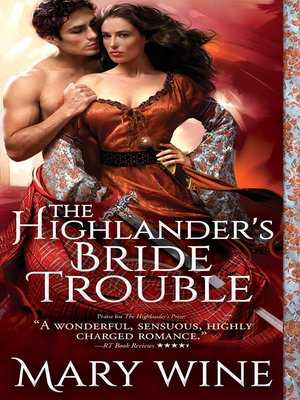 cover image of The Highlander's Bride Trouble