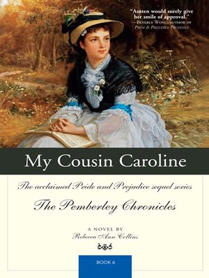 cover image of My Cousin Caroline