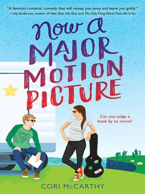 cover image of Now a Major Motion Picture