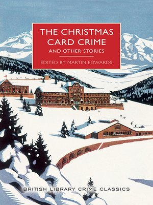 cover image of The Christmas Card Crime and Other Stories