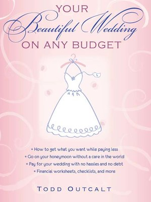 cover image of Your Beautiful Wedding on Any Budget