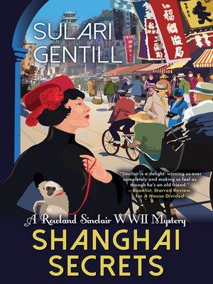 cover image of Shanghai Secrets