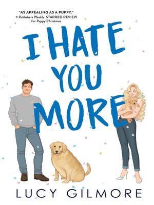 cover image of I Hate You More