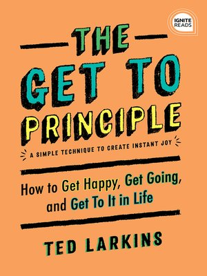 cover image of The Get to Principle