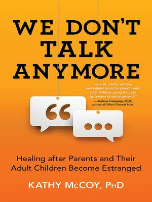 cover image of We Don't Talk Anymore