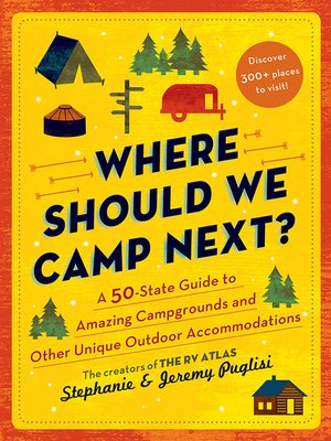 cover image of Where Should We Camp Next?