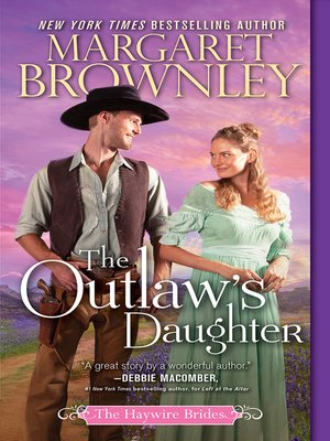 cover image of The Outlaw's Daughter