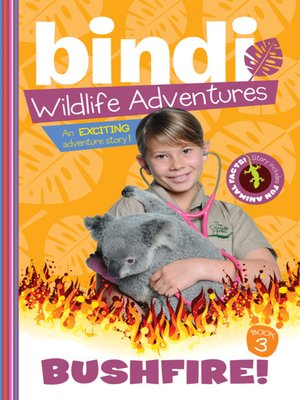 cover image of Bushfire!