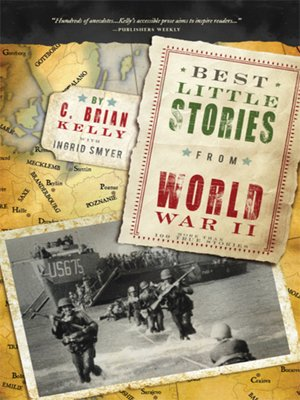 cover image of Best Little Stories from World War II