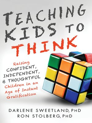cover image of Teaching Kids to Think