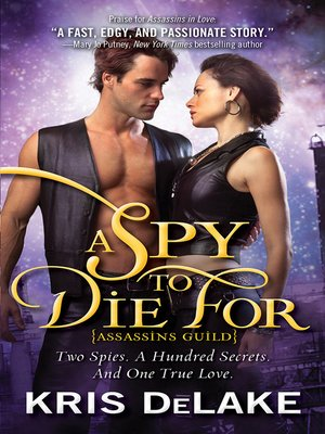 cover image of A Spy to Die For