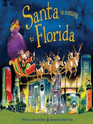 cover image of Santa Is Coming to Florida