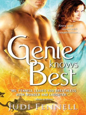 cover image of Genie Knows Best