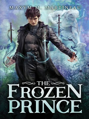 cover image of The Frozen Prince