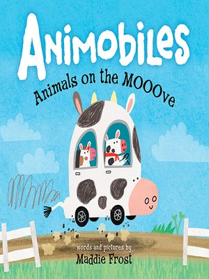 cover image of Animobiles