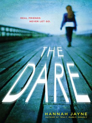 cover image of The Dare