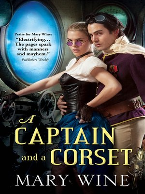 cover image of A Captain and a Corset