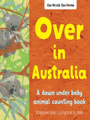 cover image of Over in Australia