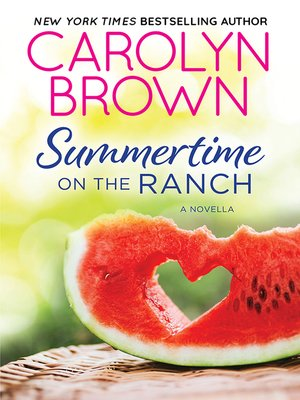 cover image of Summertime on the Ranch