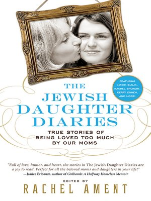 cover image of The Jewish Daughter Diaries