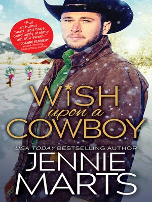 cover image of Wish Upon a Cowboy