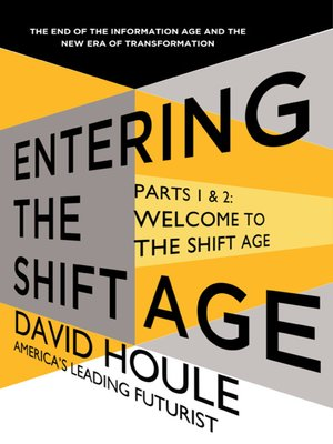 cover image of Welcome to the Shift Age (Entering the Shift Age, eBook 1)