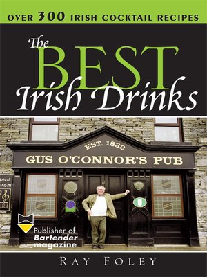 cover image of The Best Irish Drinks