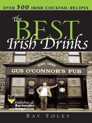 cover image of The Best Irish Drinks