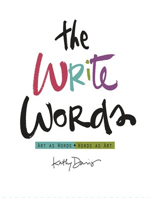 cover image of The Write Word