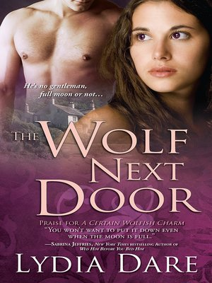 cover image of The Wolf Next Door