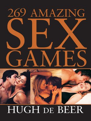 cover image of 269 Amazing Sex Games
