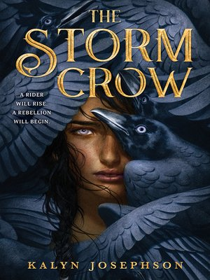 cover image of The Storm Crow